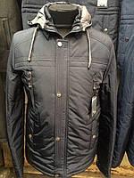 Мужская куртка весенне-осенняя  классическая (классика)
