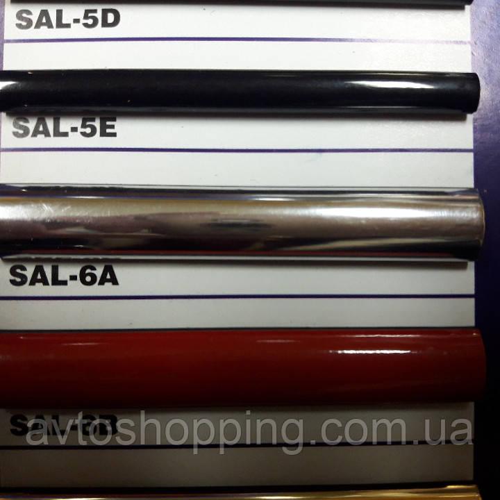 Декоративные Молдинги - Лента, 4 мм Черный полоска. Для автомобиля