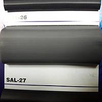 Декоративные Молдинги - Лента, 24 мм Серый полоска. Для автомобиля