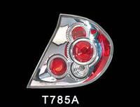 Задние фонари оптика Toyota Camry B30 chrome