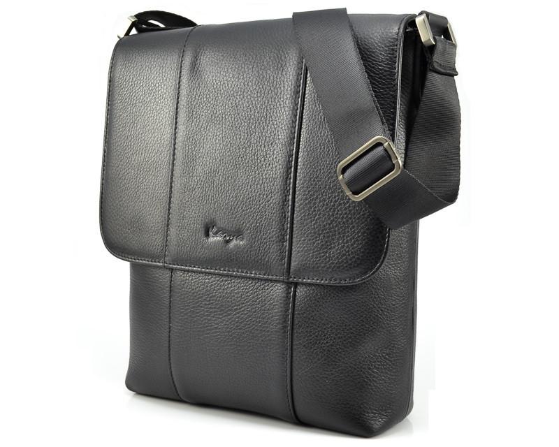 Вместительная мужская сумка Karya 0656-45 (Турция)