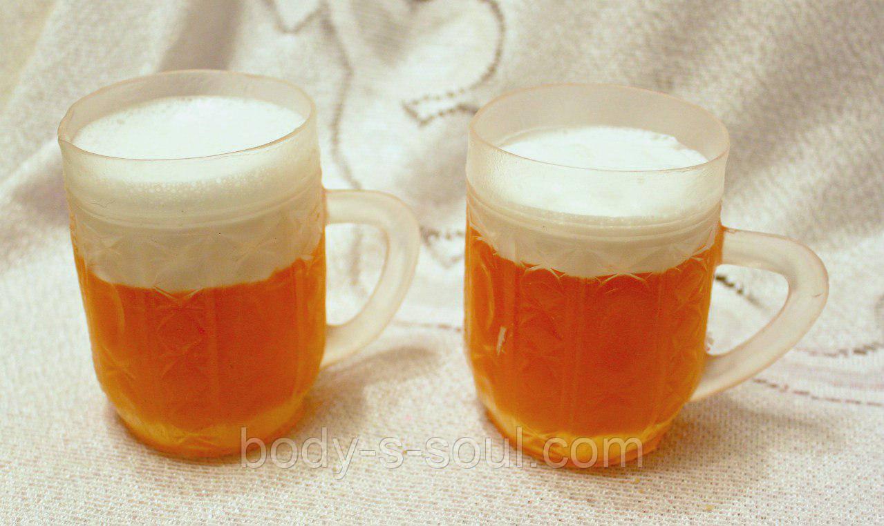 Силиконовая форма Кружка для пива
