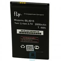 Аккумулятор Fly BL4015 2000 mAh Energie IQ440 AAAA/Original тех.пакет