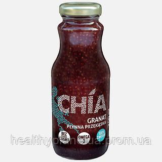 Напиток Чиа Гранат, 250 мл