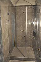 Стеклянная душевая кабина, фото 1