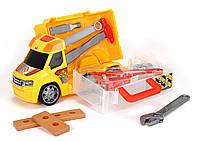 Игровой набор Машина с инструментами Dickie Toys (3726004)