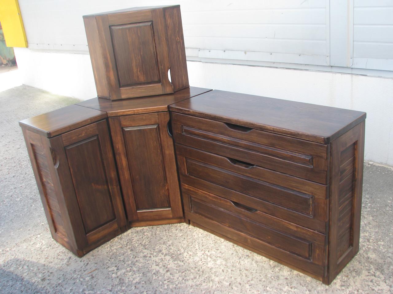 Производство деревянных кухонь