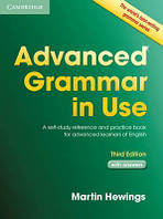 Advanced Grammar in Use with answers (3 ed)