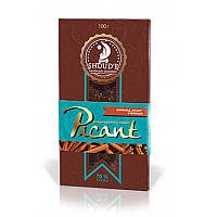 Шоколад Picant с корицей и гвоздикой, Shoud'e, 100 г