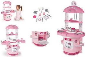 Кухня игровая детская Hello Kitty Smoby (Хеллоу Китти Смоби), фото 2