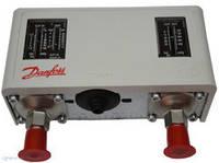 Датчик-реле давления KP 44 (2 - 12 бар) для защиты насосов
