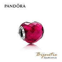 Pandora Шарм ГРАНИ ЛЮБВИ #796563NFR серебро 925 Пандора оригинал