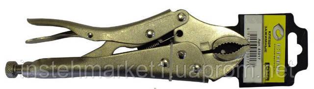 Клещи зажимные Сталь 250 мм (арт. 41017) в интернет-магазине