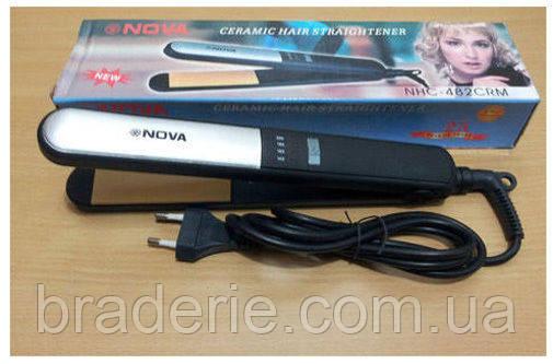 Утюжок для волос Nova nhc 482 crn, фото 2