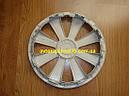 Колпак колесный R13 , RST, серый, комплект 4 шт. (производитель Дорожная карта, Харьков), фото 3