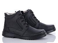 Ботинки мужские  Paolla Black