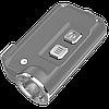 Фонарь Nitecore TINI (Cree XP-G2 S3 LED, 380 люмен, 4 режима, USB), серый