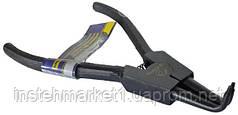 Съемник для внешних стопорных колец Сталь 150 мм (выгнутые губки, разжимание) арт. 41044