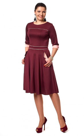 """Красивое платье """"Рина"""", фото 2"""