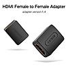 Ugreen Переходник HDMI - HDMI v. 1.4 с поддержкой 4К и 3D, фото 2