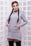 Спортивное платье Anaid светло-серый