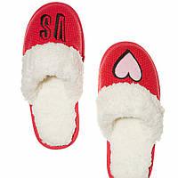 Victoria's Secret Домашние тапочки The Embroidered Cozy Slipper
