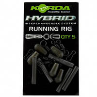 Набор для бегущей оснастки Korda Hybrid Running Rig System