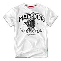 Футболка Dobermans Mad Dog TS69WT, фото 1