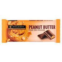 Ryelands шоколадные конфеты молочный шоколад с начинкой из Арахисового масла 100 г