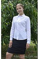 Блуза-веер 2616