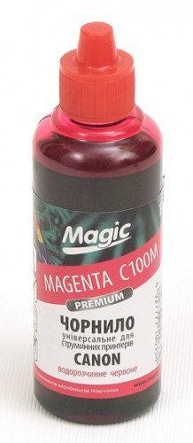 Чернила универсальные Magic Canon Magenta (100 мл)