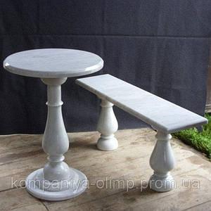 Столы из мрамора