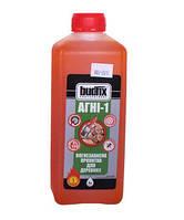 Budfix Агни-1 Огнезащитная пропитка для дерева 1 л