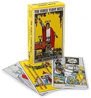 Карты Таро Райдера Уэйта Дурак англ.The Rider Tarot Deck