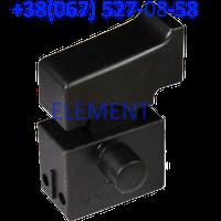 Кнопка болгарки DWT 125/180 (без регулятора)