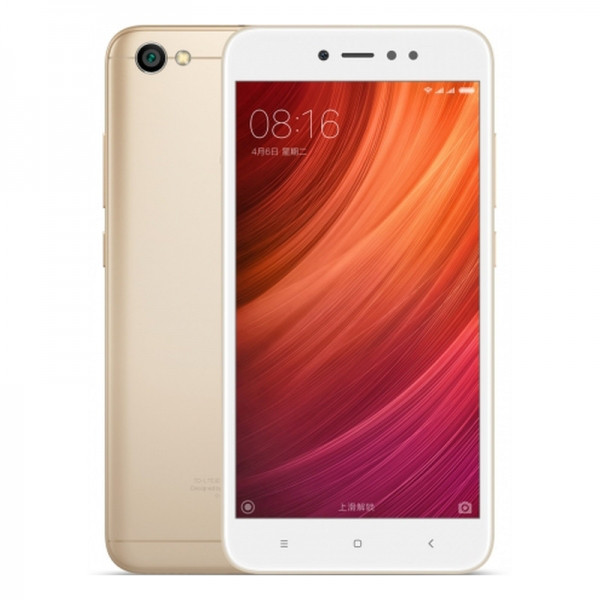 Смартфон Xiaomi Redmi 5A Gold 3/32 GB