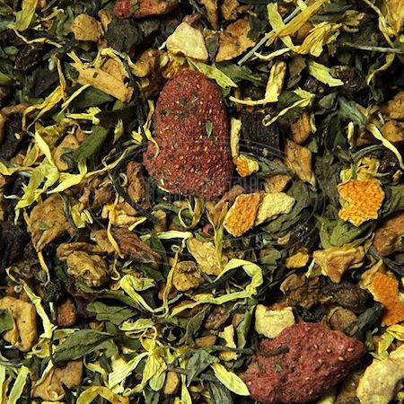 """Травяная смесь """"Фитнесс-чай"""""""