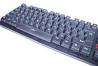 Легкая ультратонкая клавиатура и мышь KEYBOARD HK-6500