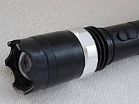 Електричний шокер фонарік Police BL-1104 пристрій для самозахисту
