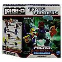 Конструктор трансформер KRE-O Transformers micro changers combiners abotinus construction, фото 2