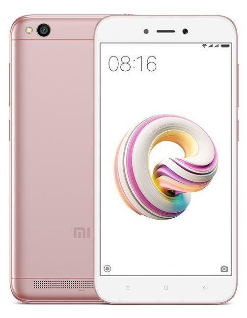 Смартфон Xiaomi Redmi 5A  2/16 GB Rose Gold