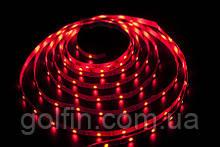 Светодиодная лента 5050 60LED IP65 БЛИСТЕР (красный)  1м