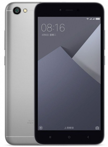 Смартфон Xiaomi Redmi 5A  2/16 GB Gray