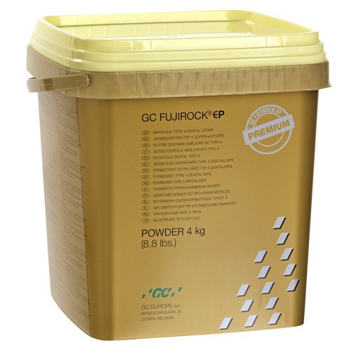 FUJIROCK EP Premium (Фуджирок ЕП Премиум), cупергипс IV класса 4 кг