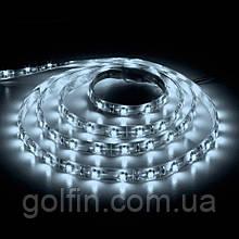 Светодиодная лента 5050 60LED IP65 БЛИСТЕР (белый холодный)  5м