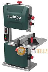 Metabo BAS 261 Precision Ленточная пила (619008000)