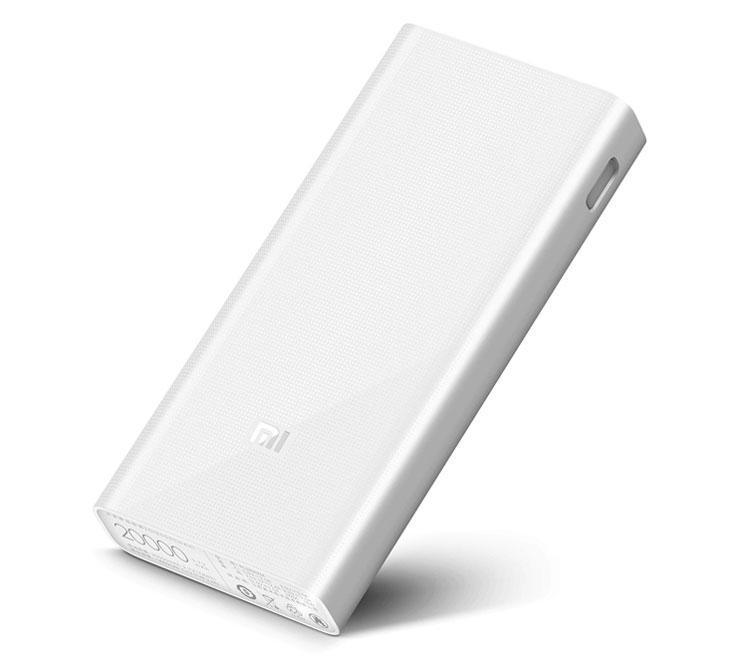Універсальний зарядний пристрій Xiaomi Mi Power bank 2C 20000 mAh QC 3.0 (VXN4212CN)