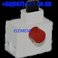 Кнопка болгарки DWT 125 (c фиксатором)