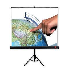 Экран для проектора на треноге 175x175cm Avtek Tripod Standard 175 (1EVT03)
