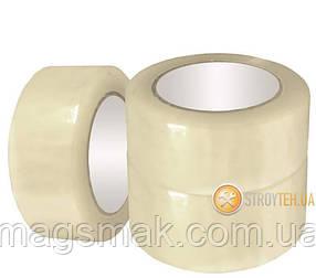 Укрпром 36010 Скотч упаковочный прозрачный 48мм х 30м